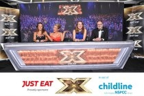 NSPCC X Factor Childline Ball Reproduction and sharing for private use or any promotion of The NSPCC their supporters, sponsors or marketing partners