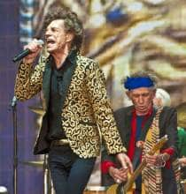 Concert photography The Rolling Stones in London by Smartpicsuk®