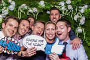 Wedding photo booth Surrey