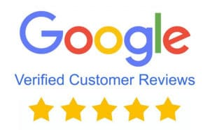 Our google reviews by delighted clients