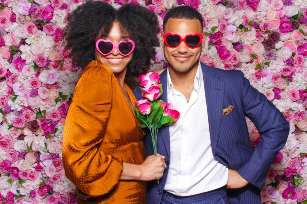 The finest vintage wedding photo booths in Kent